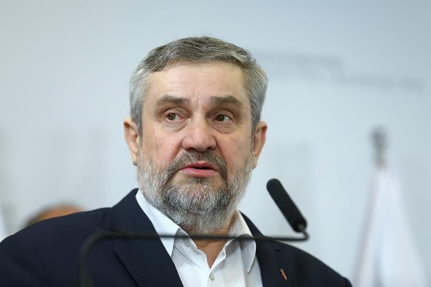 Minister rolnictwa i rozwoju wsi Jan Krzysztof Ardanowski /PAP