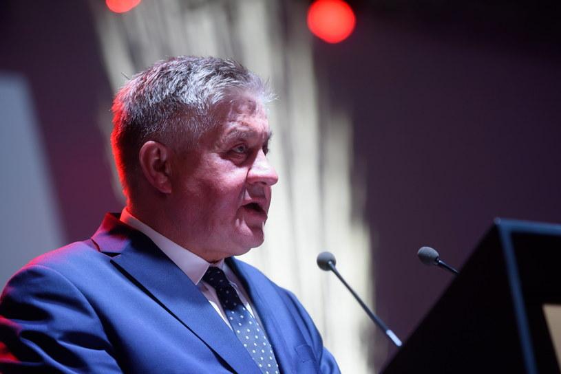 Minister rolnictwa i rozwoju wsi Krzysztof Jurgiel /Jakub Kaczmarczyk /PAP