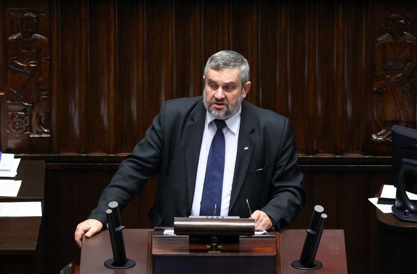 Minister rolnictwa Jan Krzysztof Ardanowski /Stanisław Kowalczuk /East News