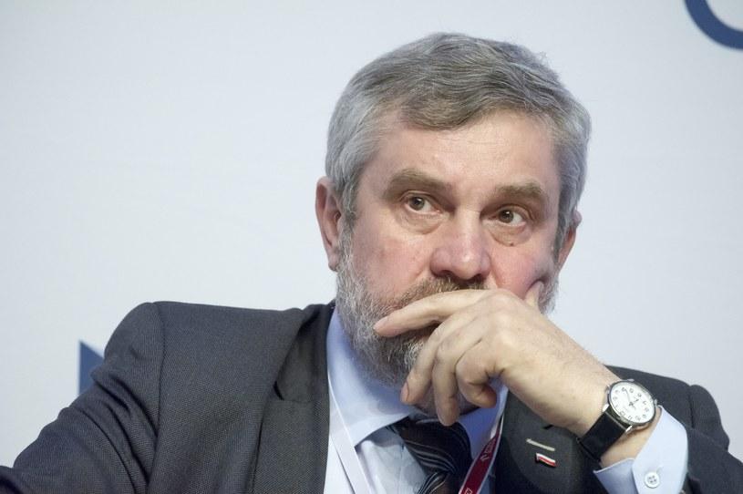 Minister rolnictwa Jan Krzysztof Ardanowski /Wojciech Stróżyk /Reporter