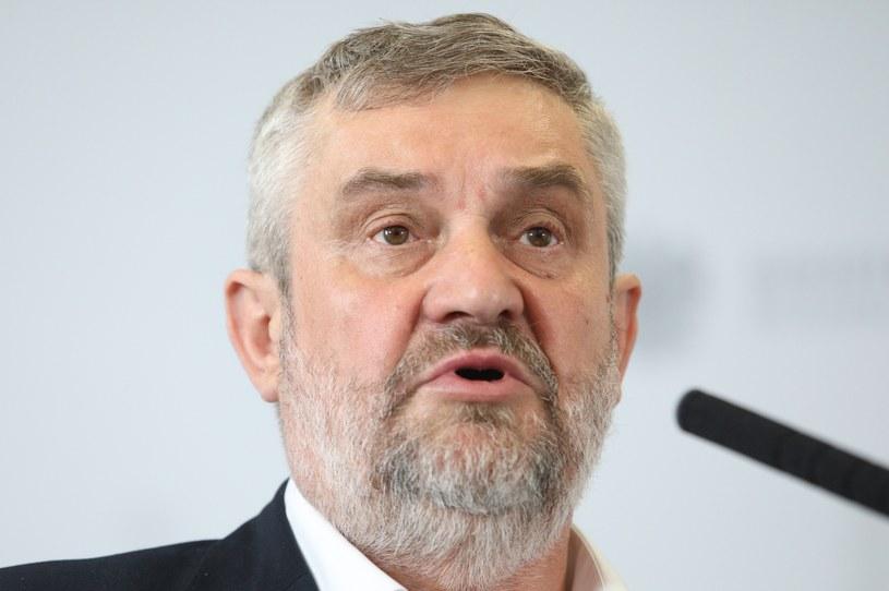 Minister rolnictwa Jan Krzysztof Ardanowski /Tomasz Jastrzębowski /Reporter
