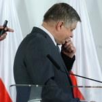 Minister rolnictwa Krzysztof Jurgiel podał się do dymisji