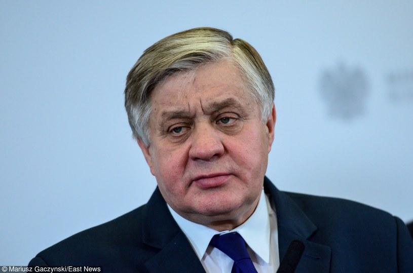 Minister rolnictwa Krzysztof Jurgiel /Mariusz Gaczyński /East News