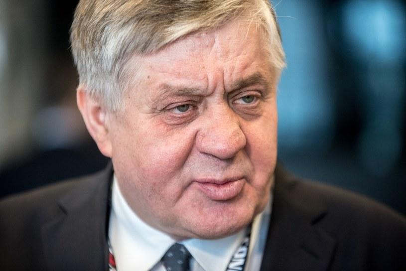 Minister rolnictwa Krzysztof Jurgiel /Lukasz Piecyk /Reporter