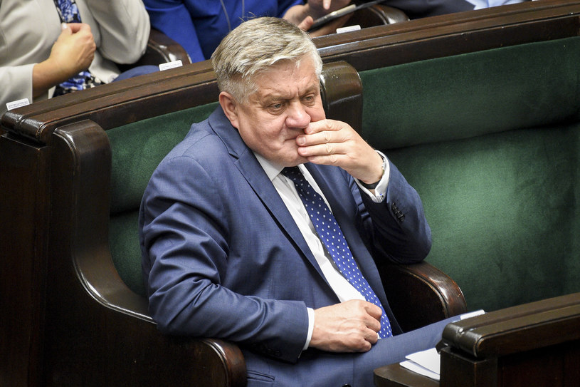 Minister rolnictwa Krzysztof Jurgiel /Jacek Domiński /Reporter