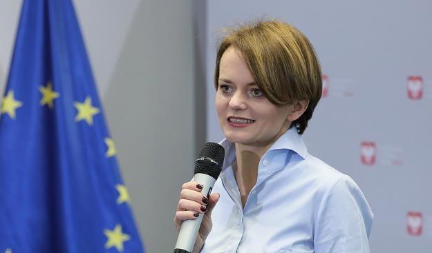 Minister rozwoju Jadwiga Emilewicz /PAP
