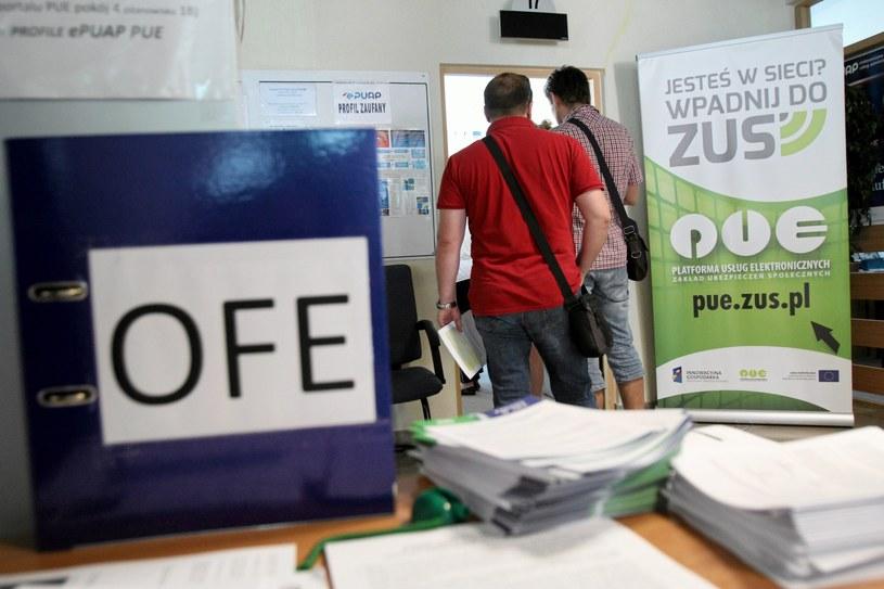 Minister rozwoju Mateusz Morawiecki ma plan jak zreformować system emerytalny w Polsce /Jakub Orzechowski  /&nbsp