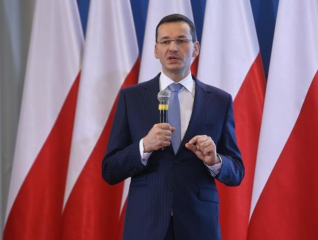 Minister rozwoju Mateusz Morawiecki /PAP