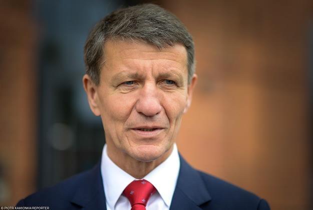 Minister Skarbu Państwa, Andrzej Czerwinski, Fot. Piotr Kamionka /Reporter