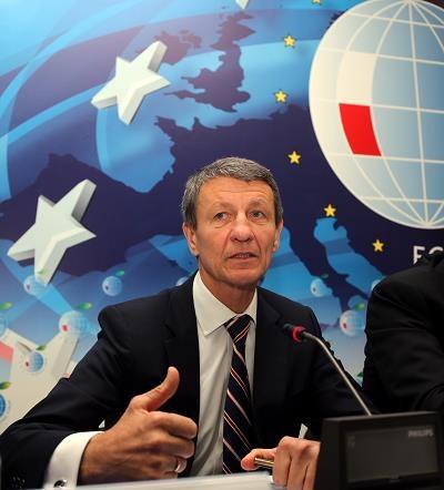 Minister skarbu państwa Andrzej Czerwiński /PAP