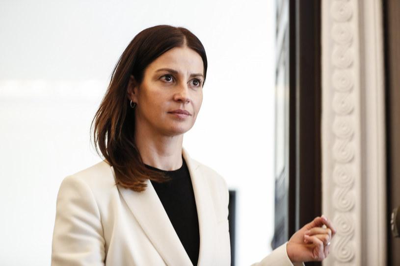 Minister sportu Danuta Dmowska-Andrzejuk /Aleksandra Szmigiel /East News