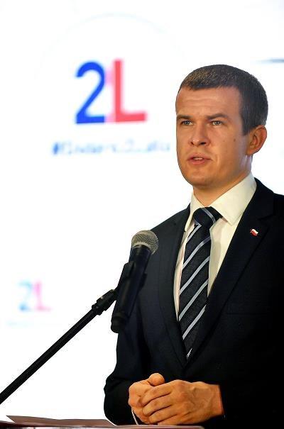 Minister sportu i turystyki Witold Bańka /PAP