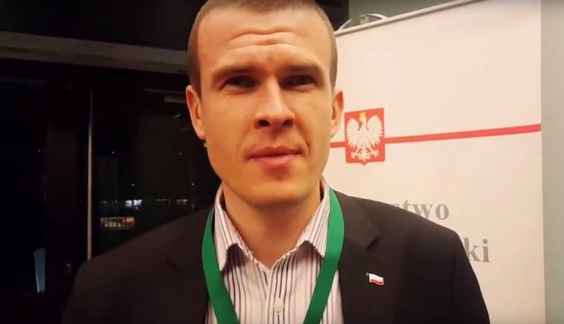 Minister Sportu, Witold Bańka /