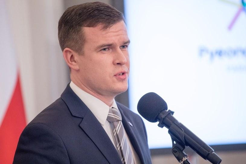 Minister sportu Witold Bańka /Paweł Wisniewski /East News