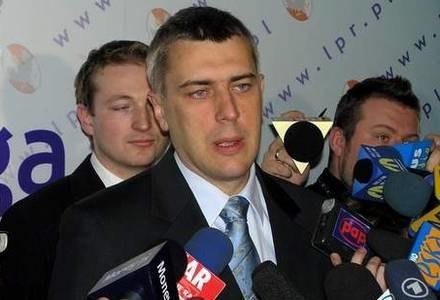 Minister spotkał się z nauczycielami /INTERIA.PL