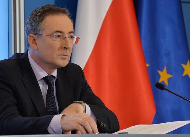 Minister spraw wewnętrznych Bartłomiej Sienkiewicz /PAP