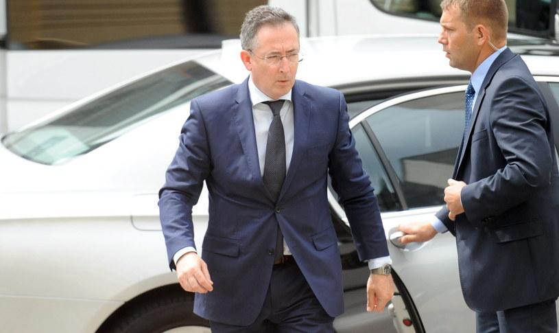 Minister spraw wewnętrznych Bartłomiej Sienkiewicz /Bartłomiej Zborowski /PAP