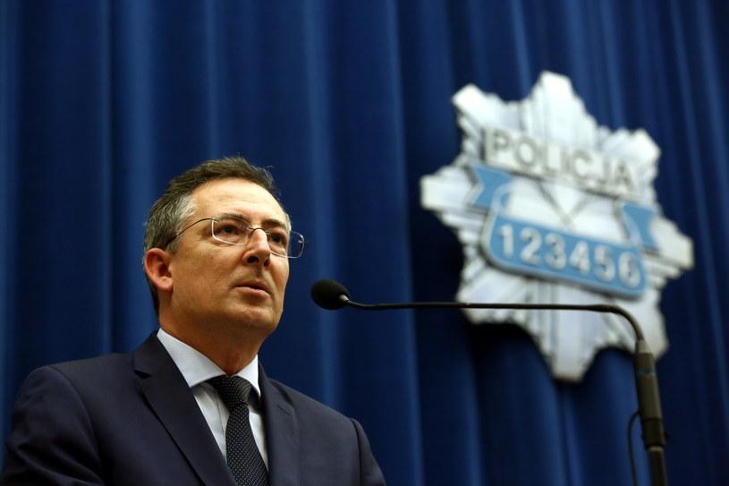 Minister spraw wewnętrznych Bartłomiej Sienkiewicz. /Tomasz Gzell /PAP