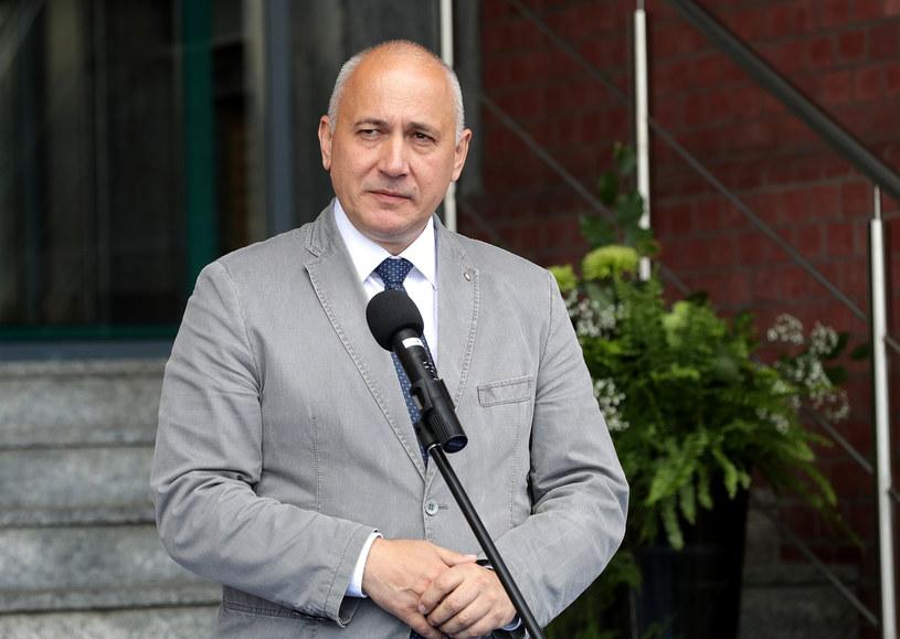 Minister spraw wewnętrznych Joachim Brudziński /ANDRZEJ SZKOCKI/POLSKA PRESS /East News
