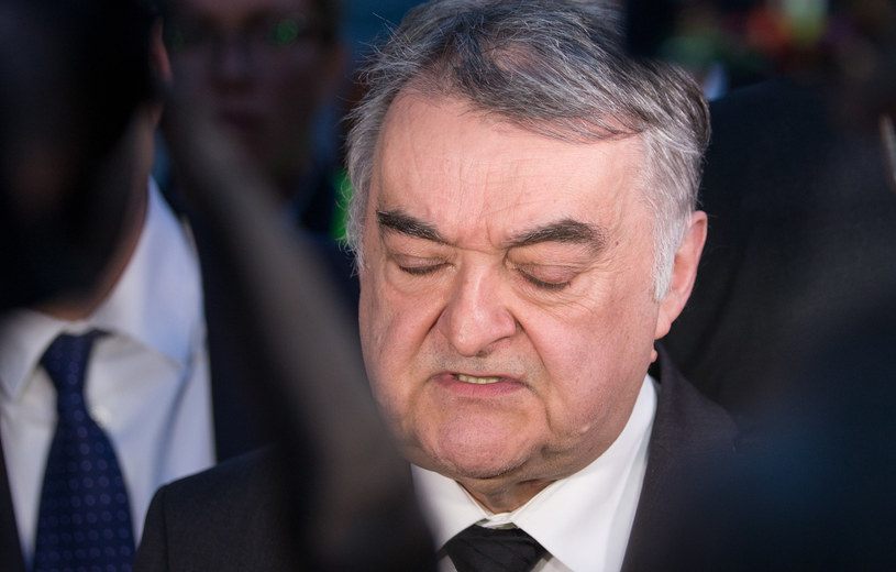 Minister spraw wewnętrznych Nadrenii Północnej-Westfalii Herbert Reul /AFP