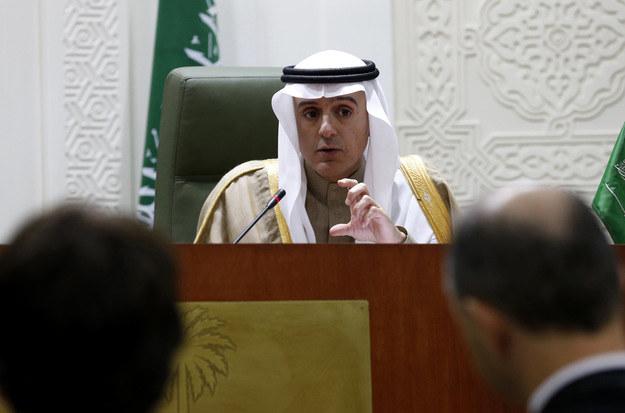 Minister spraw zagranicznych Arabii Saudyjskiej /AFP
