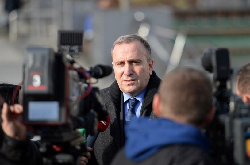 Minister spraw zagranicznych Grzegorz Schetyna wręczył nominacje ambasadorskie /Piotr Polak /PAP