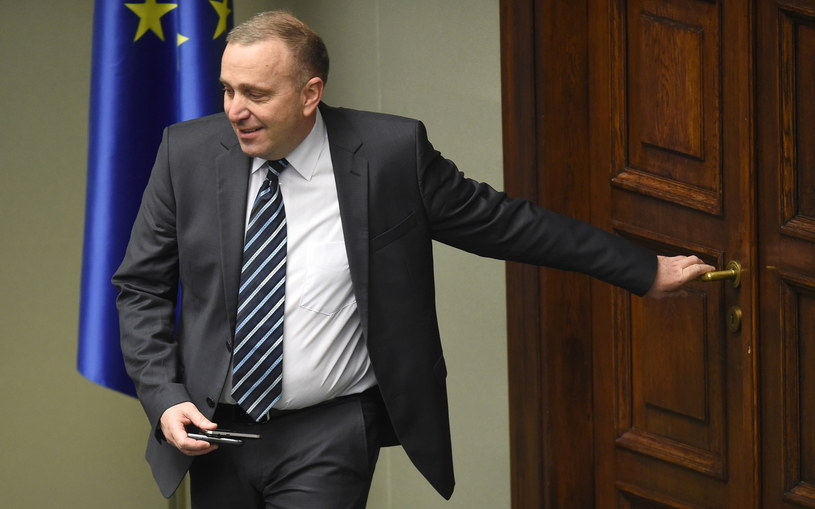 Minister spraw zagranicznych Grzegorz Schetyna /PAP