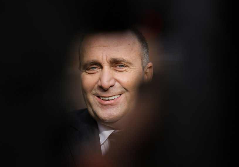Minister spraw zagranicznych Grzegorz Schetyna /Paweł Supernak /PAP