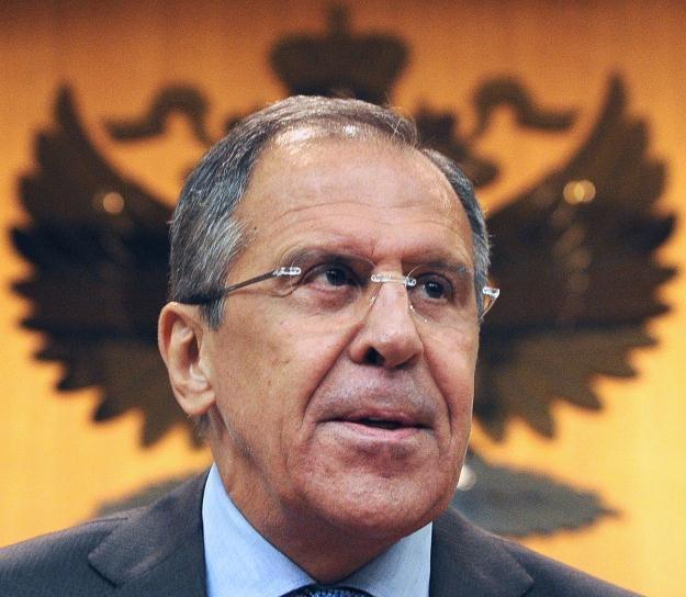 Minister spraw zagranicznych Rosji Siergiej Ławrow /AFP