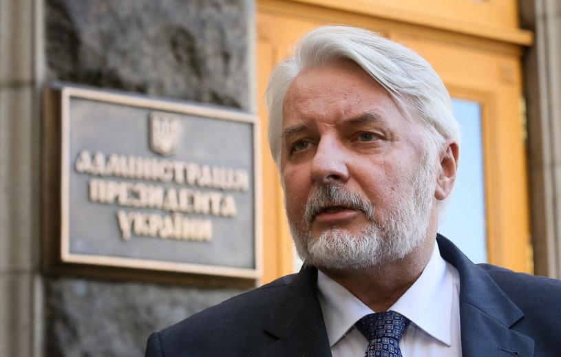 Minister spraw zagranicznych RP Witold Waszczykowski /Paweł Supernak /PAP