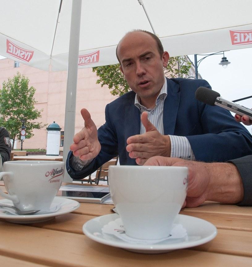 Minister Sprawiedliwości Borys Budka /ANDRZEJ ZBRANIECKI /East News