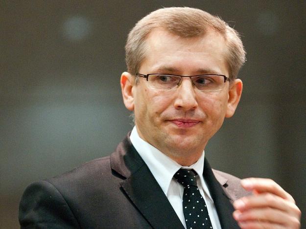 Minister sprawiedliwości Krzysztof Kwiatkowski, fot. Ł. Szeląg /Reporter