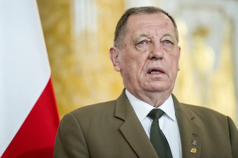 Minister środowiska Jan Szyszko /Rafał Oleksiewicz /Reporter
