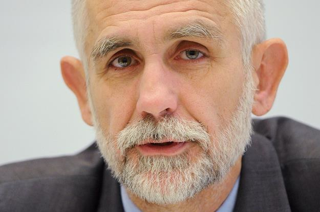 Minister środowiska Maciej Grabowski /PAP