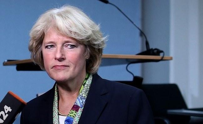 Minister stanu ds. kultury rządu RFN Monika Gruetters /AFP