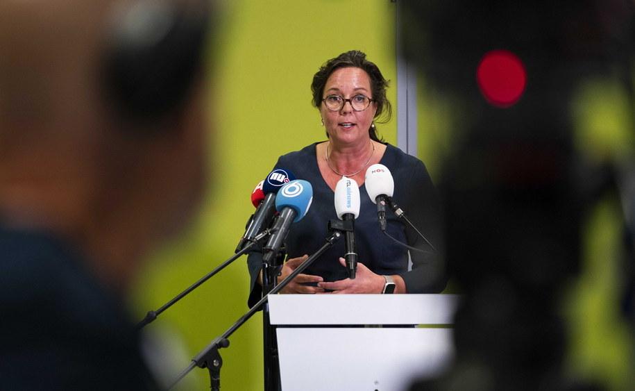 Minister Tamara van Ark /JEROEN JUMELET /PAP/EPA