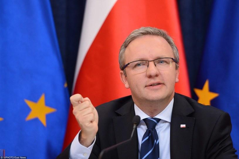 Minister w Kancelarii Prezydenta Krzysztof Szczerski /VIP PHOTO /East News