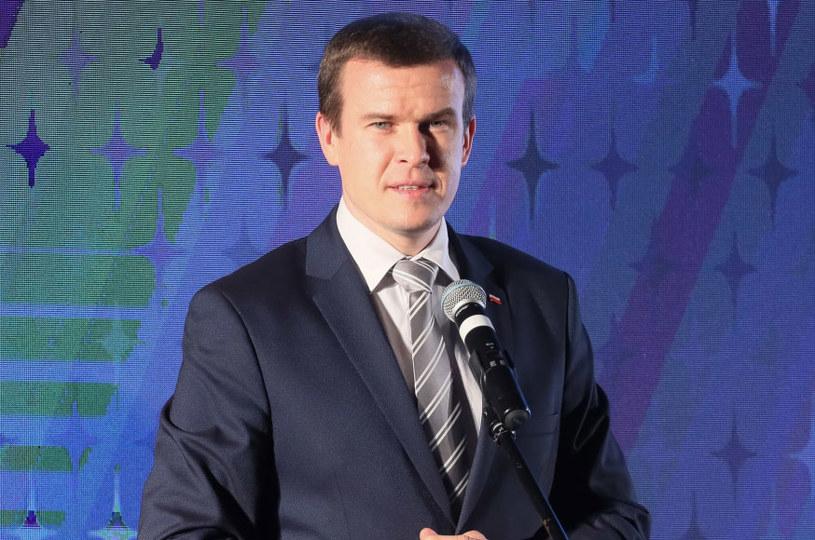 Minister Witold Bańka /Paweł Supernak /PAP