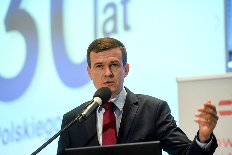 Minister Witold Bańka /Piotr Nowak /PAP