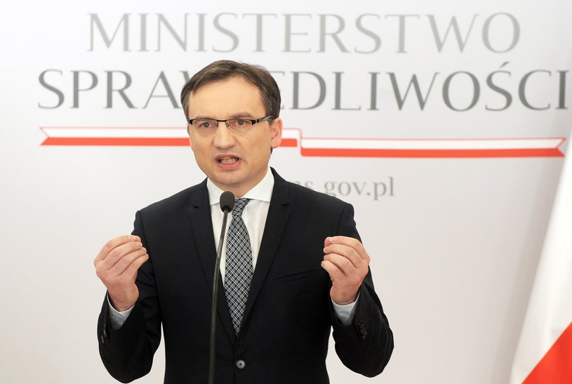 Minister Zbigniew Ziobro /Jan Bielecki /East News