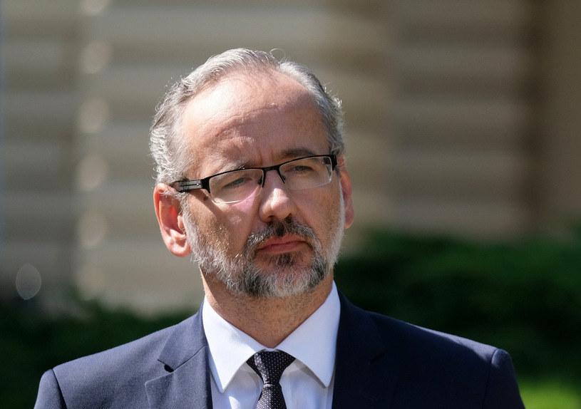 Minister zdrowia Adam Niedzielski /Mateusz Grochocki /East News /East News/Reporter