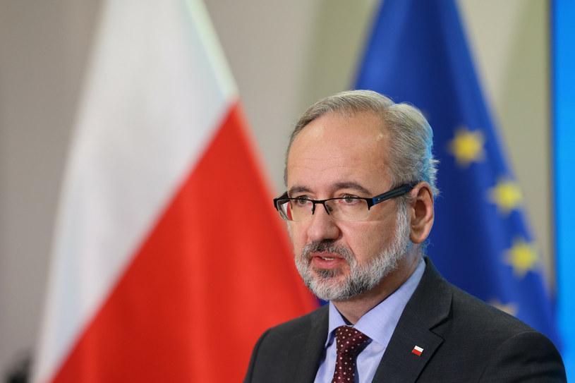 Minister zdrowia Adam Niedzielski / Jacek Domiński /Reporter