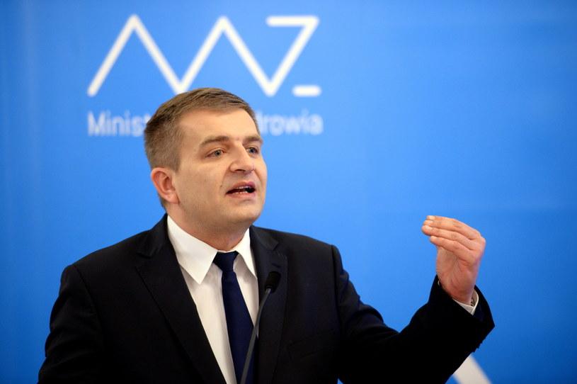 Minister zdrowia Bartosz Arłukowicz nie chce iść na ustępstwa? /Jacek Turczyk /PAP