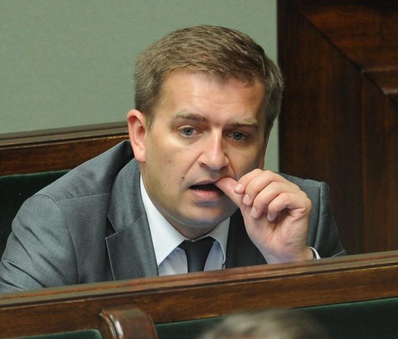 Minister zdrowia Bartosz Arłukowicz /Witold Rozbicki /Reporter