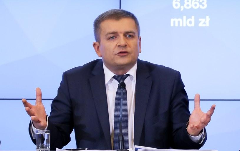 Minister zdrowia Bartosz Arłukowicz /Paweł Supernak /PAP