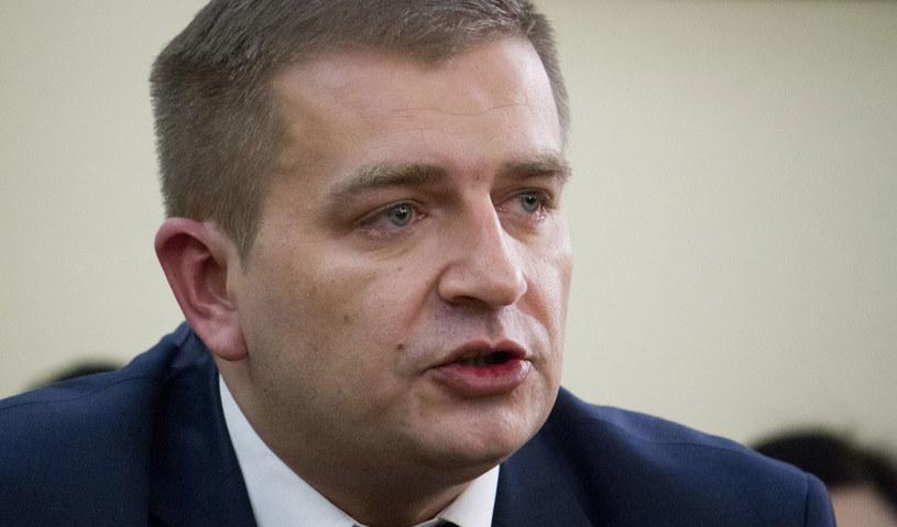 Minister zdrowia Bartosz Arłukowicz. /Krystian Dobuszyński. /Reporter