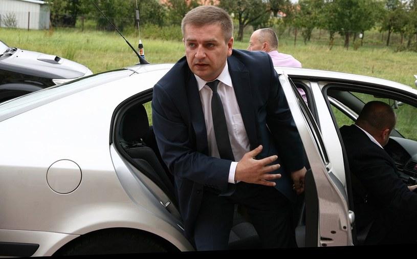 Minister zdrowia Bartosz Arłukowicz /Wojciech Zatwarnicki /Reporter