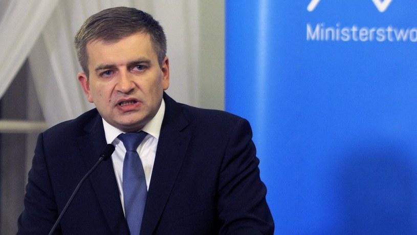Minister zdrowia Bartosz Arłukowicz /Jan Bielecki /East News