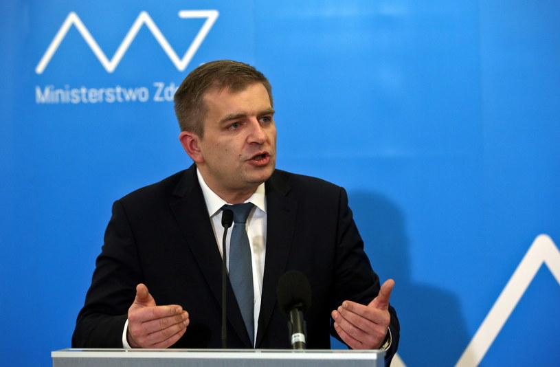 Minister zdrowia Bartosz Arłukowicz /Rafał Guz /PAP