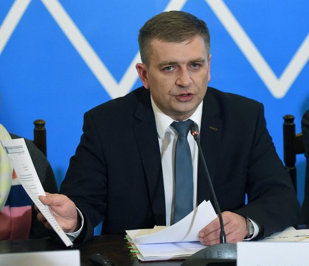 Minister zdrowia Bartosz Arłukowicz /Radek Pietruszka /PAP